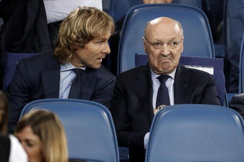 Il duello di mercato Juve-Inter infiamma i social