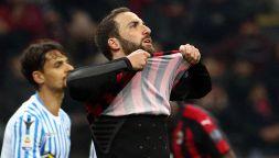 """Crosetti: """"Una cosa buona Higuain l'ha fatta per il Milan"""""""