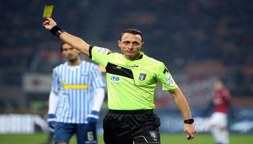 Chi è l'arbitro Abisso di Palermo