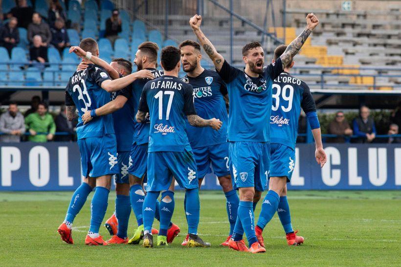 Serie A: Empoli-Frosinone 2-1