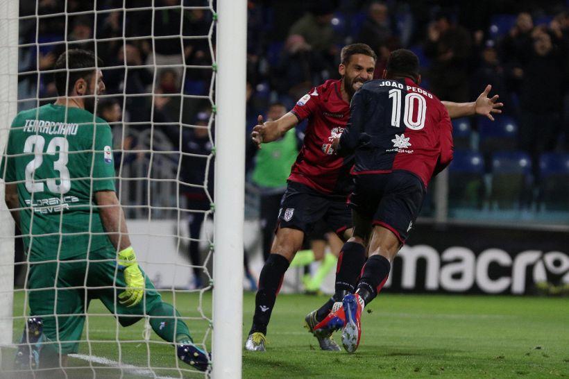 Calcio: Cagliari-Fiorentina 2-1, le pagelle
