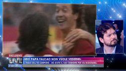 Giuseppe Falcao, il figlio sconosciuto del campione romanista