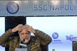 Sky, è guerra col Napoli: Niente telecronisti al San Paolo