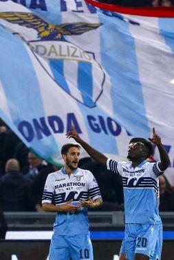 Lazio-Roma 3-0: le immagini più belle del derby