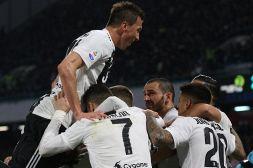 Napoli-Juventus 1-2 pagelle e immagini dal San Paolo