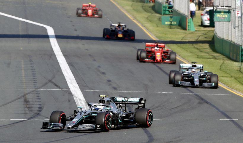 Gp Australia pagelle: flop Ferrari, la gara di Bottas da 10+