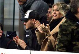 Inter, Icardi e Wanda: il fotoromanzo dallo scontro alla pace
