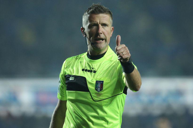 Ironia e rabbia social per l'arbitro di Juve-Lazio