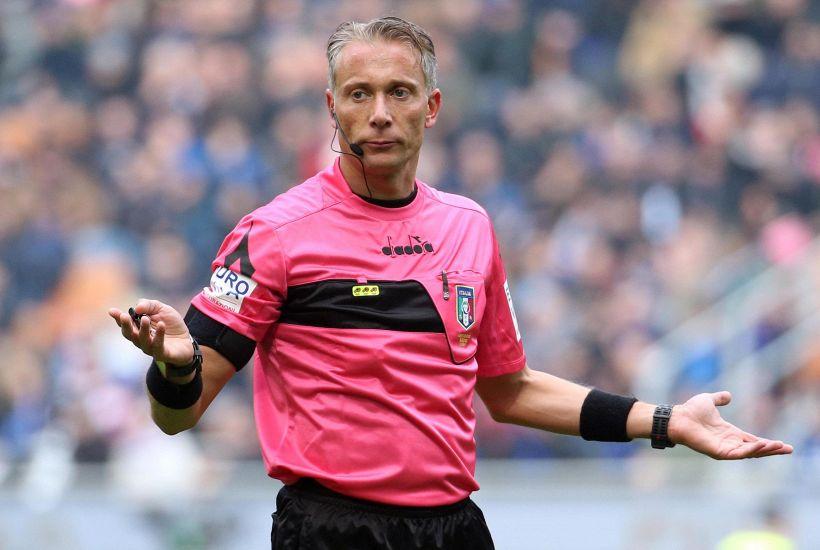 Chi è l'arbitro Paolo Valeri di Roma