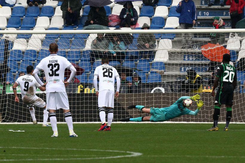 Serie A: Sassuolo-Parma 0-0