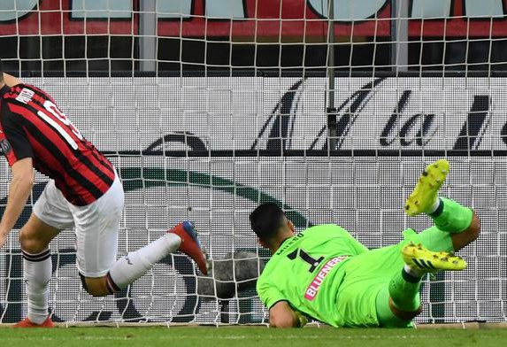 Serie A: Milan-Udinese 1-1