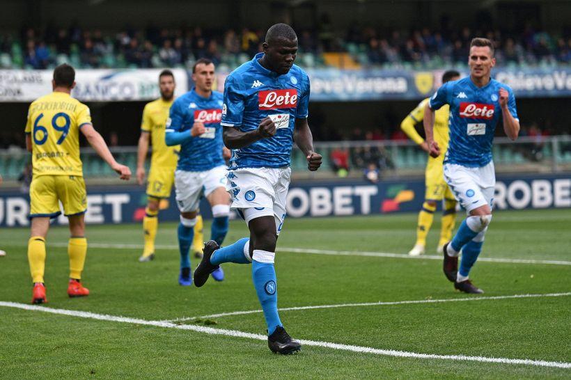 Serie A: Chievo-Napoli 1-3