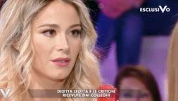 Diletta Leotta tira fuori le unghie: replica a Paola Ferrari