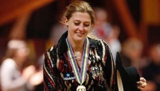 Gina Maria Schumacher: chi è e che cosa fa la figlia di Michael