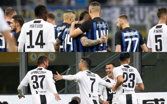 Inter-Juventus 1-1 pagelle: Nainggolan e Ronaldo top, Icardi flop