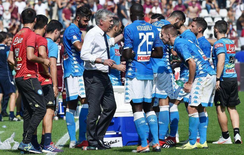 Napoli, le parole dell'ex riaprono la guerra tra tifosi