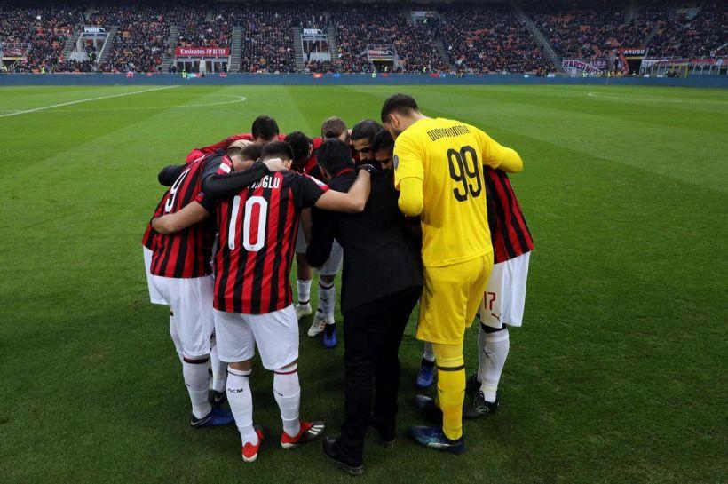 Torino-Milan, scelta Gattuso fa infuriare i tifosi rossoneri