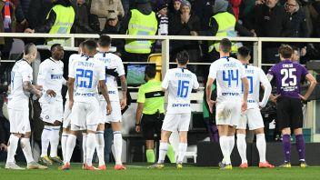 Nesti: Per la Juve 37 errori a favore, per l'Inter 39 contro