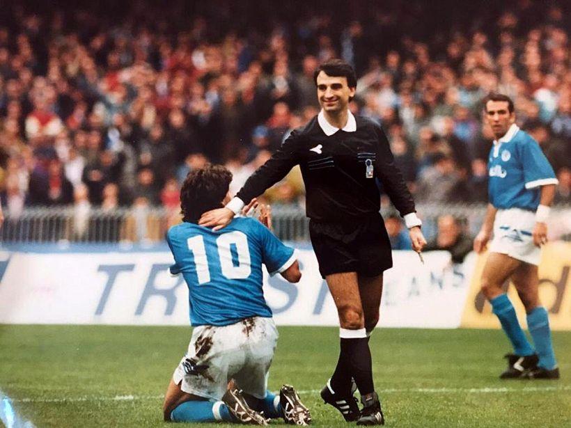 Oppini: Anche il Napoli era favorito dagli arbitri con Maradona
