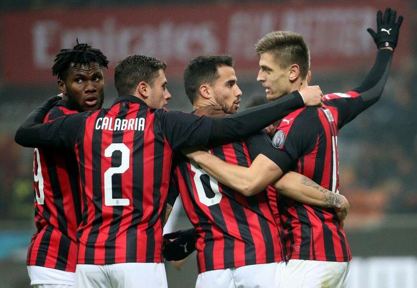 Tifosi Milan contrari a uno scambio col Napoli: Non lo vogliamo
