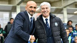 Inter, divertente siparietto Spalletti-Gasperini in sala stampa
