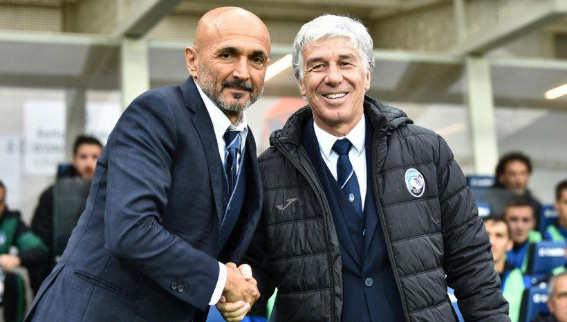 Inter, divertente siparietto Spalletti-Gasperini in sala stampa