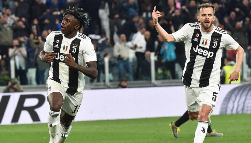 Juve-Milan, il gesto di Pjanic scuote il web