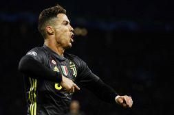 Ajax-Juventus 1-1 pagelle: solito Cr7, male Mandzukic, ok Rugani