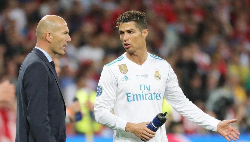 """CR7, Allegri pronto a """"copiare"""" Zidane"""
