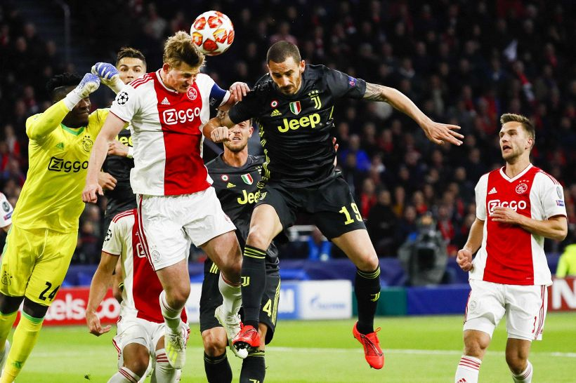 Champions 2018-19, dove vedere Juventus-Ajax in tv e streaming