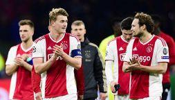 """Pistocchi: """"Ecco perchè l'Ajax ha già vinto"""""""