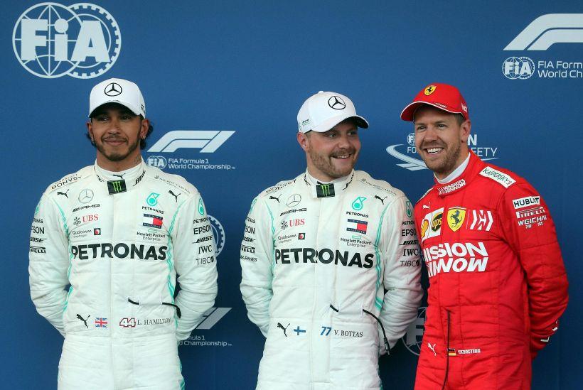 F1 Gp Azerbaijan pagelle: Bottas studia da campione, Ferrari flop