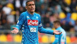 Napoli, tifosi spaccati: sul web il messaggio a Callejon