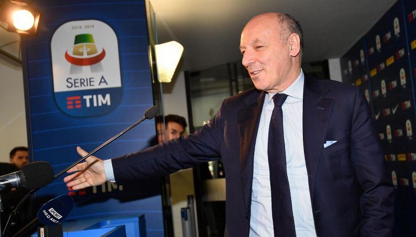 Inter-Roma, ecco l'arbitro: Spalletti e Marotta tremano