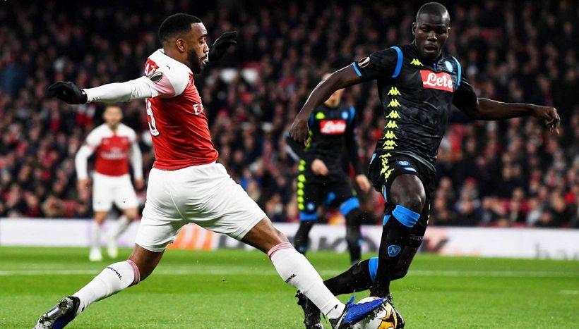 Europa League 2018-2019: dove vedere Napoli-Arsenal tv, streaming