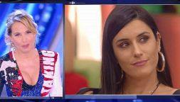 Valentina Vignali, comunicazione sconcertante in diretta