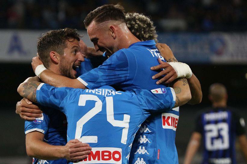 Serie A: Napoli-Inter 4-1