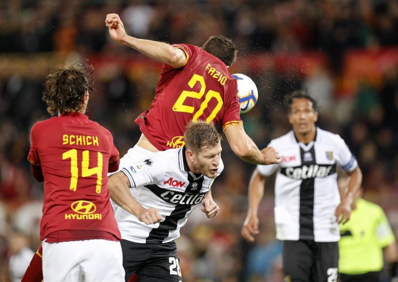 Serie A: Roma-Parma 2-1