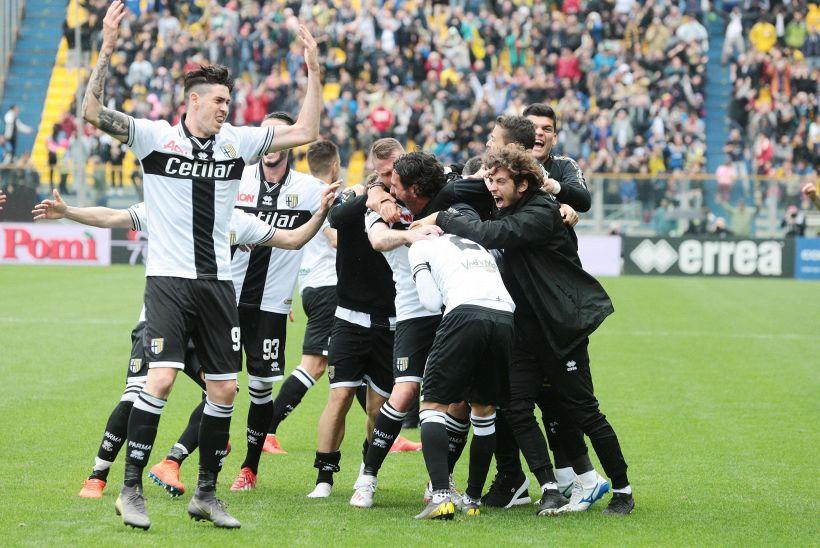Serie A: Parma-Fiorentina 1-0