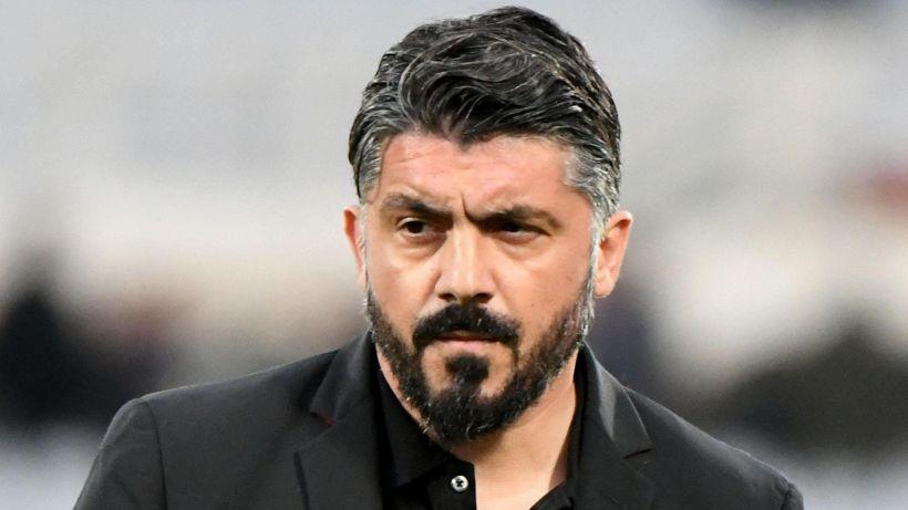 Napoli, Gattuso si presenta e punta subito altissimo