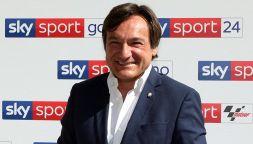 Tifosi Inter furiosi per telecronaca di Caressa