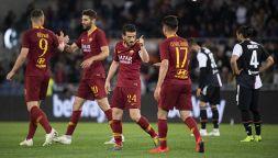 Roma-Juventus 2-0 pagelle: Mirante fa miracoli, Ronaldo svogliato