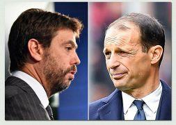 Juventini in ansia per incontro Agnelli-Allegri: Come una finale