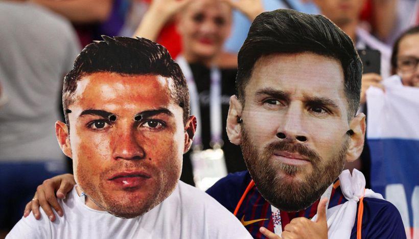 """Ziliani: """"Vi dimostro perché Messi surclassa CR7"""""""