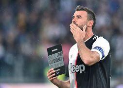 Juventus-Atalanta 1-1 pagelle: Allegri e Barzagli festa con Gasp