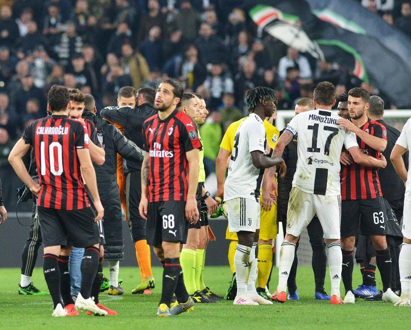 Libero: il Milan prepara lo sgarbo alla Juve