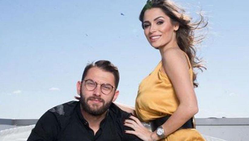 Kragl e Alessia Macari sposi: nozze blindatissime per la coppia