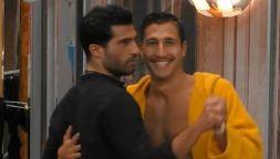 Quel bacio tra Terlizzi e Onestini al Grande Fratello