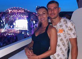 Milan wags, chi è Adriana Pozueco fidanzata di Theo Hernandez