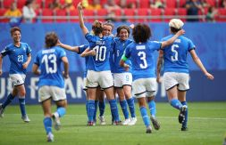 Mondiali femminili, si gioca Italia-Brasile dove vederla in tv